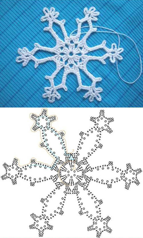 Crochet Snowflake Pattern Awesome Wonderful Diy Crochet Snowflakes with Pattern Of Wonderful 50 Photos Crochet Snowflake Pattern