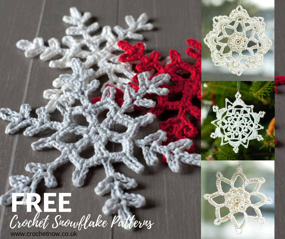 Crochet Snowflake Pattern Beautiful Crochet Snowflake Patterns Gorgeous Tree Decorations Of Wonderful 50 Photos Crochet Snowflake Pattern