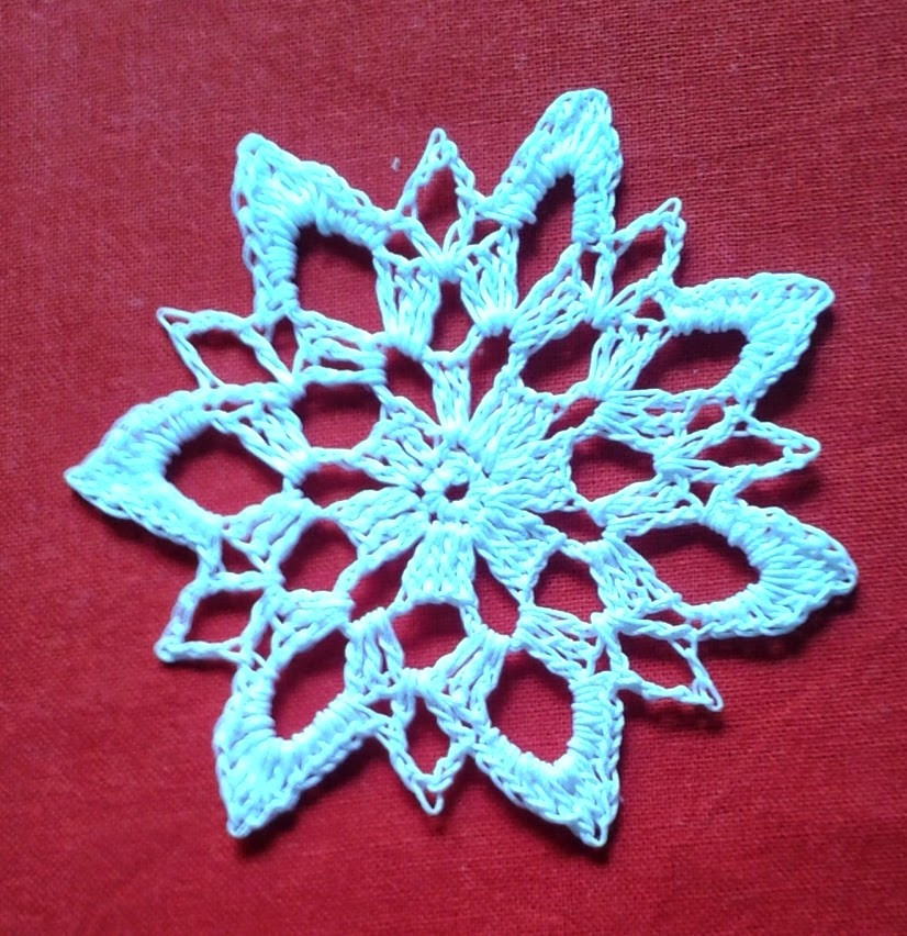 Crochet Snowflake Pattern Elegant Snowflake Crochet Pattern Free Free Crochet Patterns Of Wonderful 50 Photos Crochet Snowflake Pattern