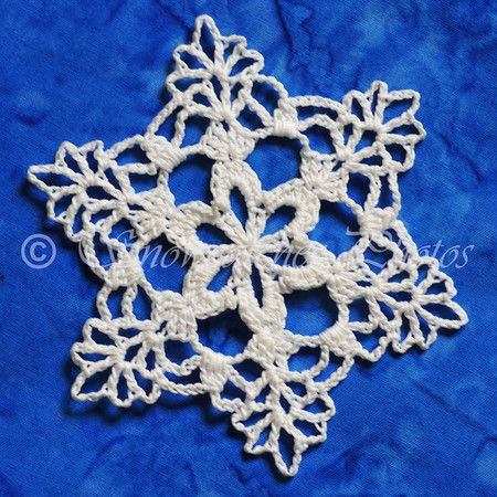 Crochet Snowflake Pattern New San Luis Peak Snowflake Crochet Pinterest Of Wonderful 50 Photos Crochet Snowflake Pattern