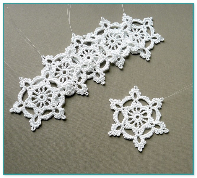 Crochet Snowflake Pattern Unique Free Thread Crochet Snowflake Patterns Of Wonderful 50 Photos Crochet Snowflake Pattern