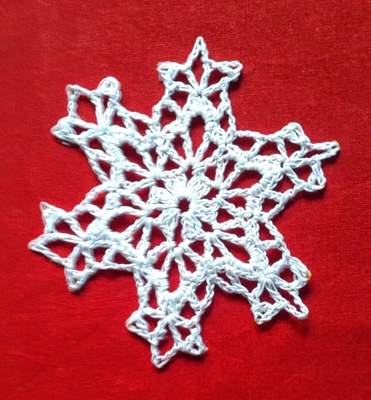 Crochet Snowflake Pattern Unique Pretty Snowflake Pattern Free Crochet Patterns Of Wonderful 50 Photos Crochet Snowflake Pattern