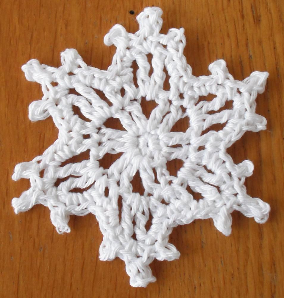 Crochet Snowflake Unique Crochet Snowflake Patterns for Beginners Dancox for Of Brilliant 50 Models Crochet Snowflake