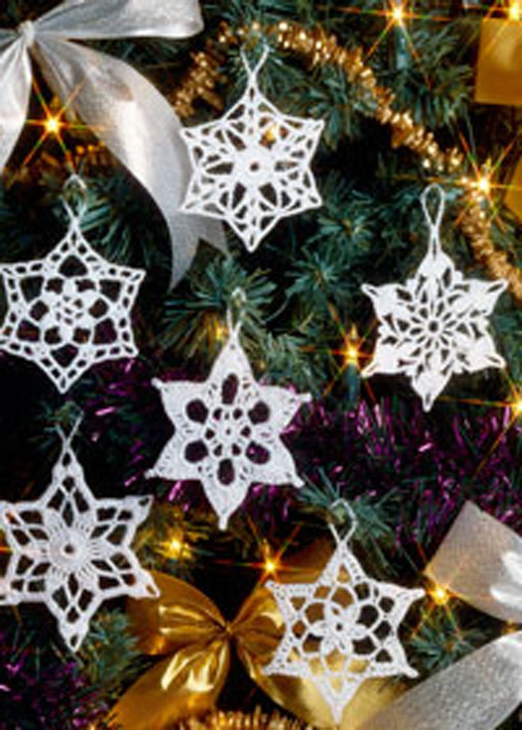 Crochet Snowflake Unique top 10 Free Patterns for Crocheted Snowflakes top Inspired Of Brilliant 50 Models Crochet Snowflake