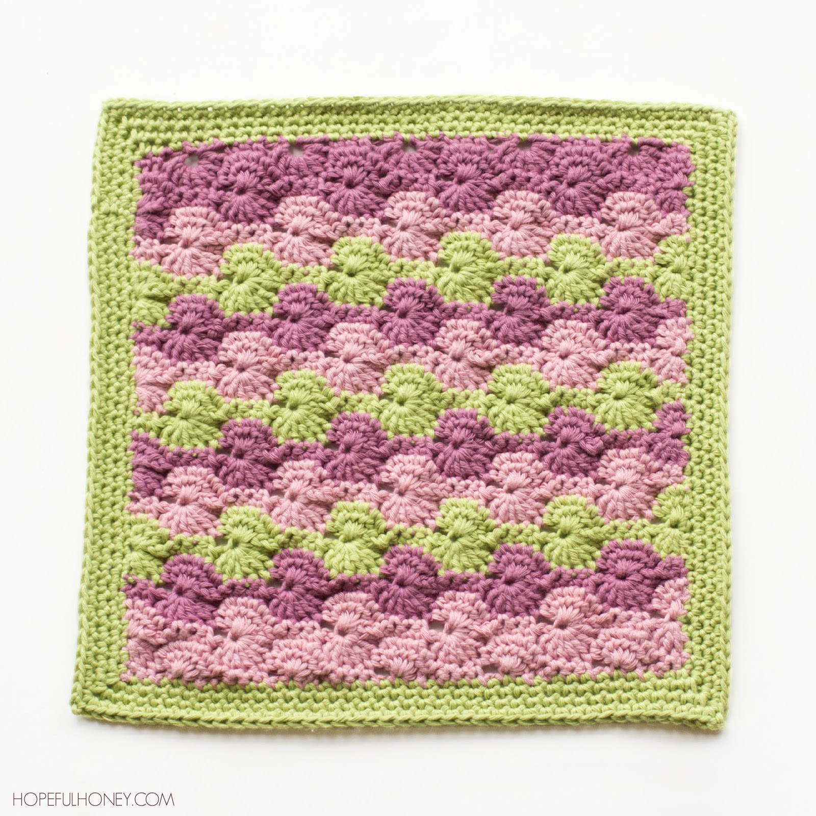 Crochet Square Patterns Fresh Meadow Afghan Square Interweave Of Marvelous 43 Photos Crochet Square Patterns