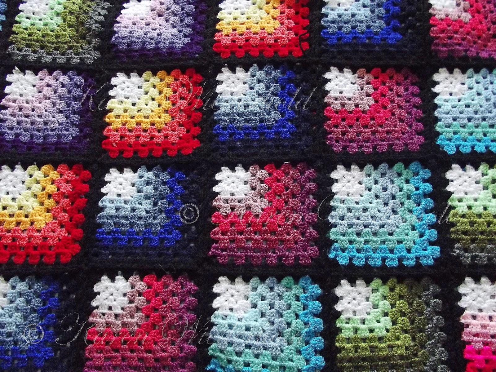 Crochet Square Patterns Inspirational Karen Wiederhold Mitred Granny Square Blanket Free Of Marvelous 43 Photos Crochet Square Patterns