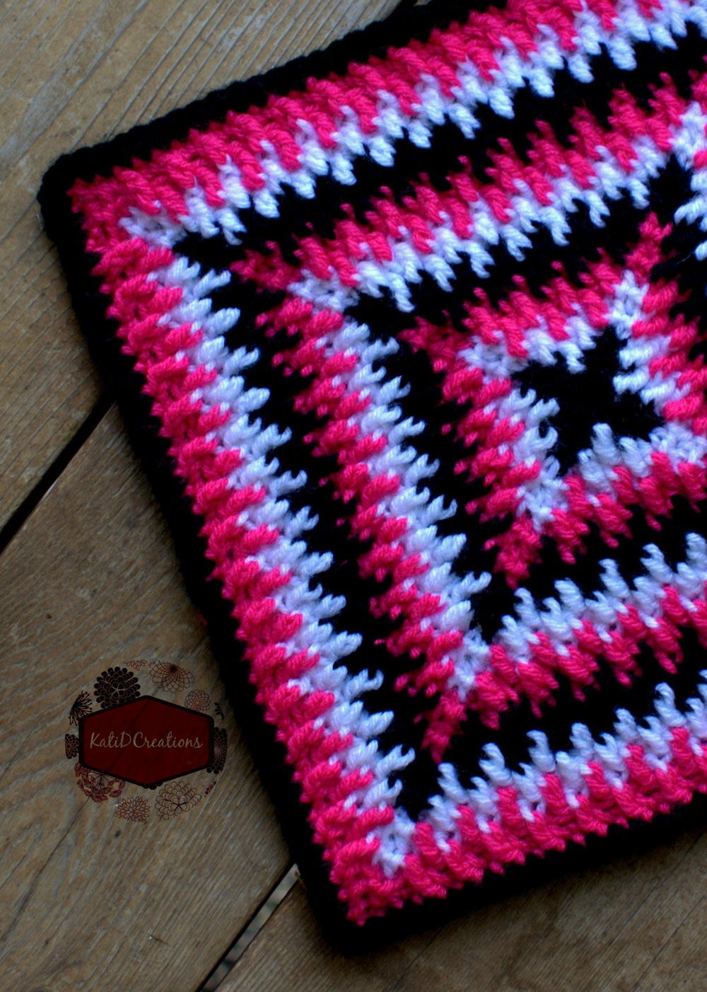Crochet Square Patterns Luxury Mosaic Ripples Granny Square Of Marvelous 43 Photos Crochet Square Patterns