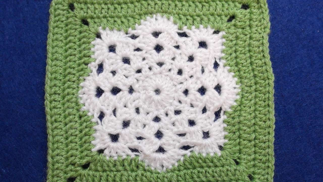 Crochet Square Patterns New How to Crochet Snowflake Patterns 33 Amazing Diy Of Marvelous 43 Photos Crochet Square Patterns