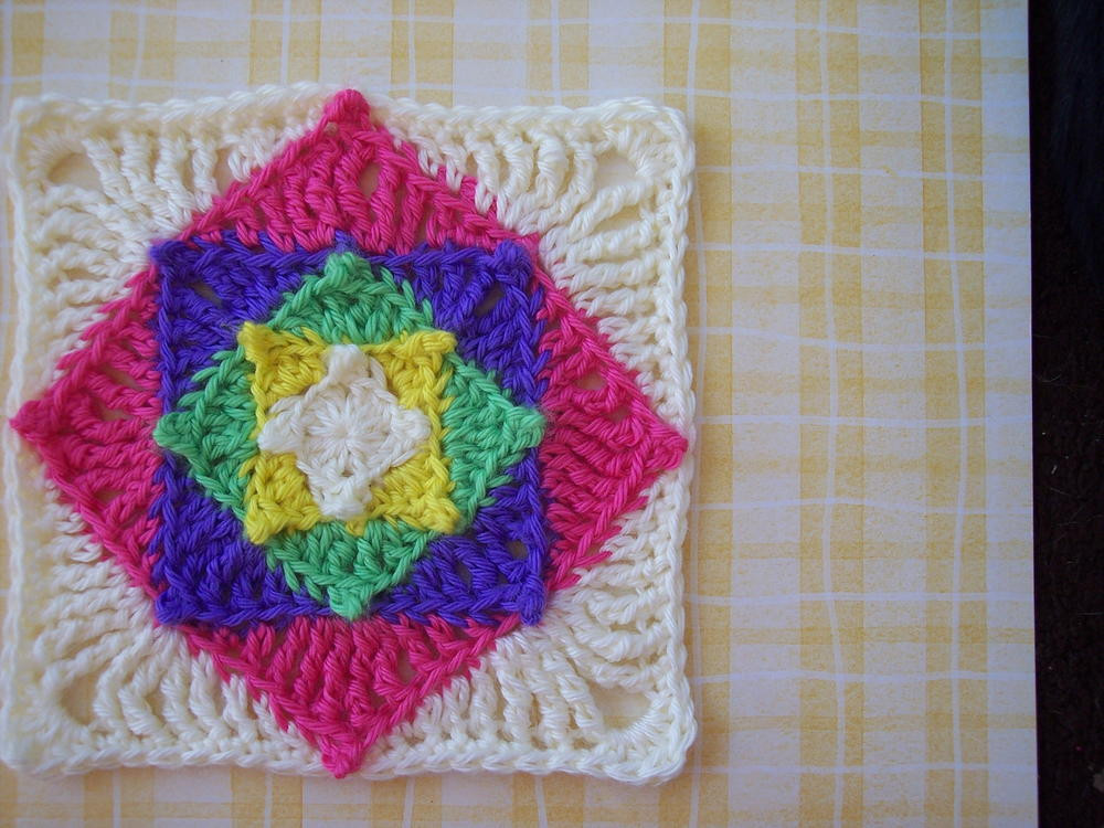 Crochet Squares Luxury Optical Illusion Granny Square Crochet Pattern Of Charming 43 Ideas Crochet Squares
