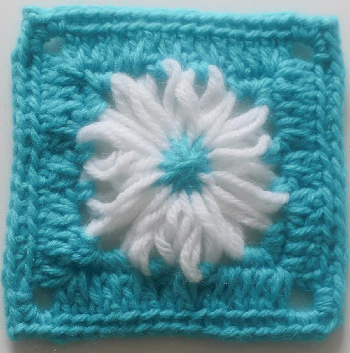 Crochet Squares New 10 Flower Granny Square Crochet Patterns to Stitch Of Charming 43 Ideas Crochet Squares