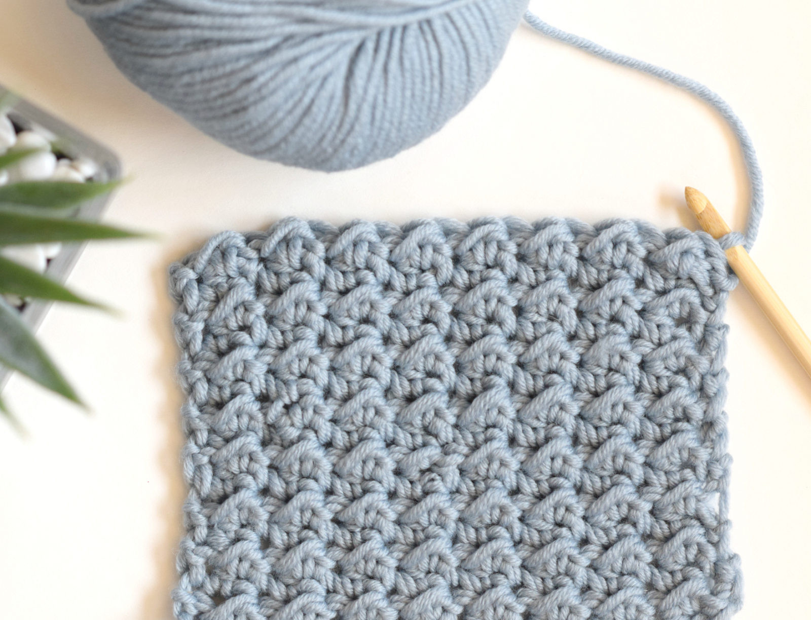 Crochet Stitch Patterns Awesome How to Crochet the even Moss Stitch – Mama In A Stitch Of Marvelous 44 Photos Crochet Stitch Patterns