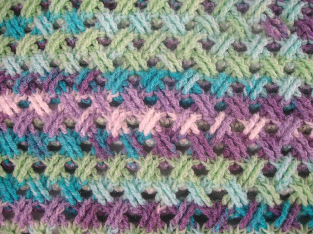 Interweave cable Celtic The Crochet Club