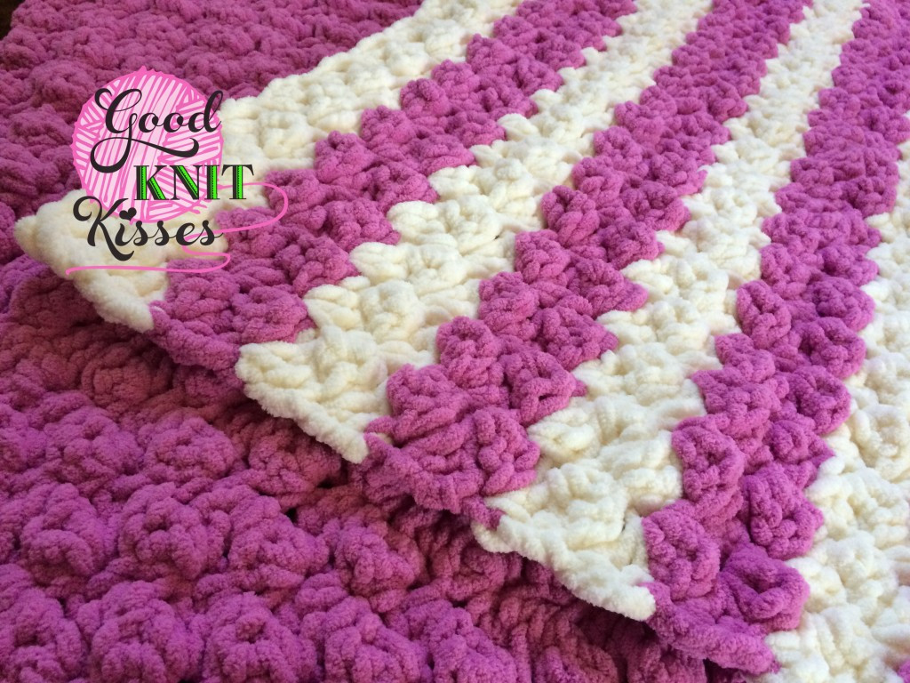 Crochet Stitches for Baby Blankets Beautiful Marshmallow Crochet Baby Blanket Goodknit Kisses Of Amazing 45 Pics Crochet Stitches for Baby Blankets