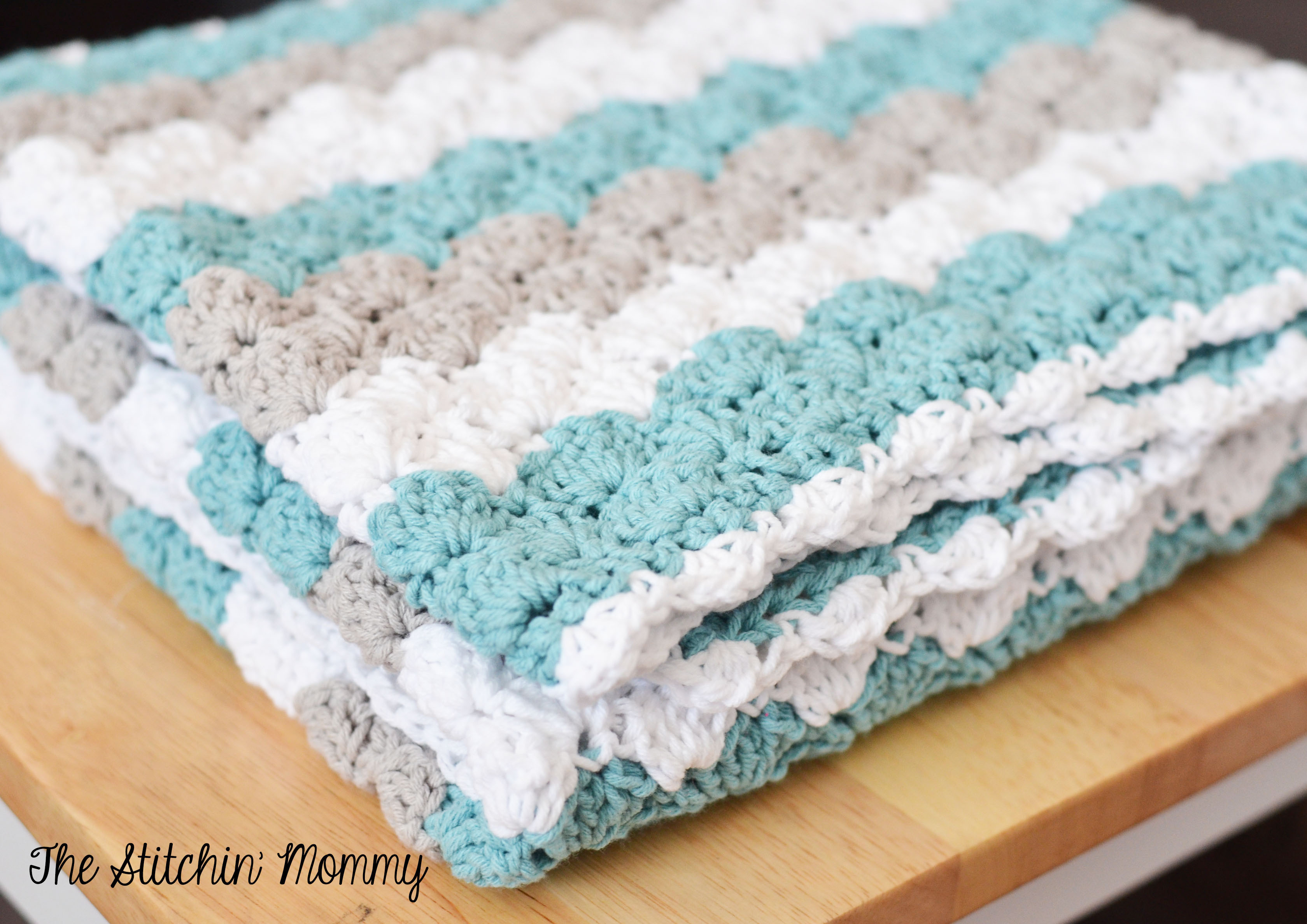 Crochet Stitches for Baby Blankets Lovely Shell Stitch Baby Blanket Free Pattern Of Amazing 45 Pics Crochet Stitches for Baby Blankets