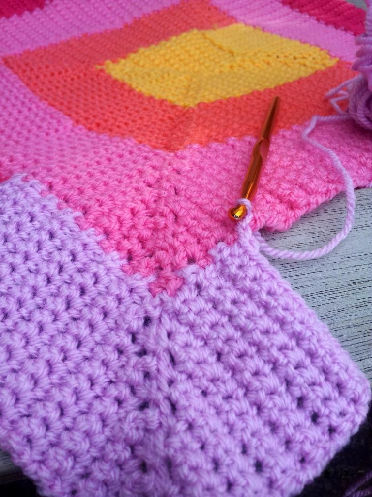 Crochet Stitches for Blankets Fresh Ten Stitch Blanket Crochet Pattern ⋆ Look at What I Made Of New 42 Images Crochet Stitches for Blankets