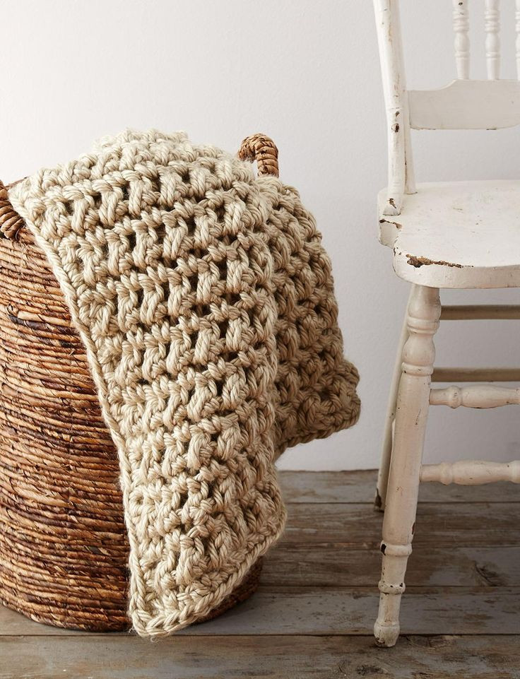 Crochet Stitches for Bulky Yarn Awesome 298 Best Crochet Throw Patterns and Lapghans Images On Of Amazing 48 Pics Crochet Stitches for Bulky Yarn