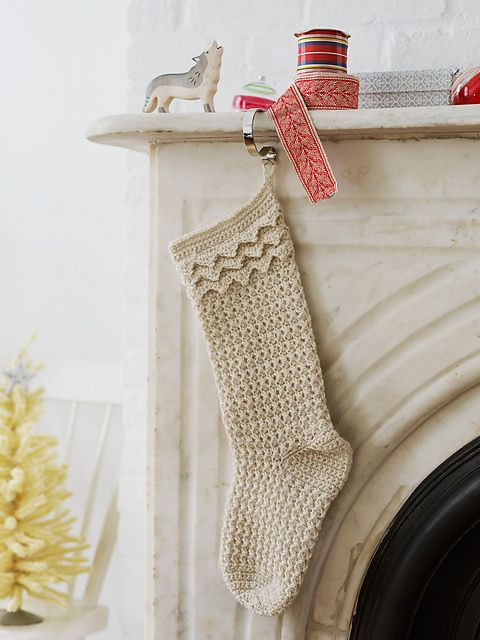 Crochet Stocking Beautiful 9 Crochet Stocking Patterns In Christmas Crochet for Of Unique 48 Models Crochet Stocking