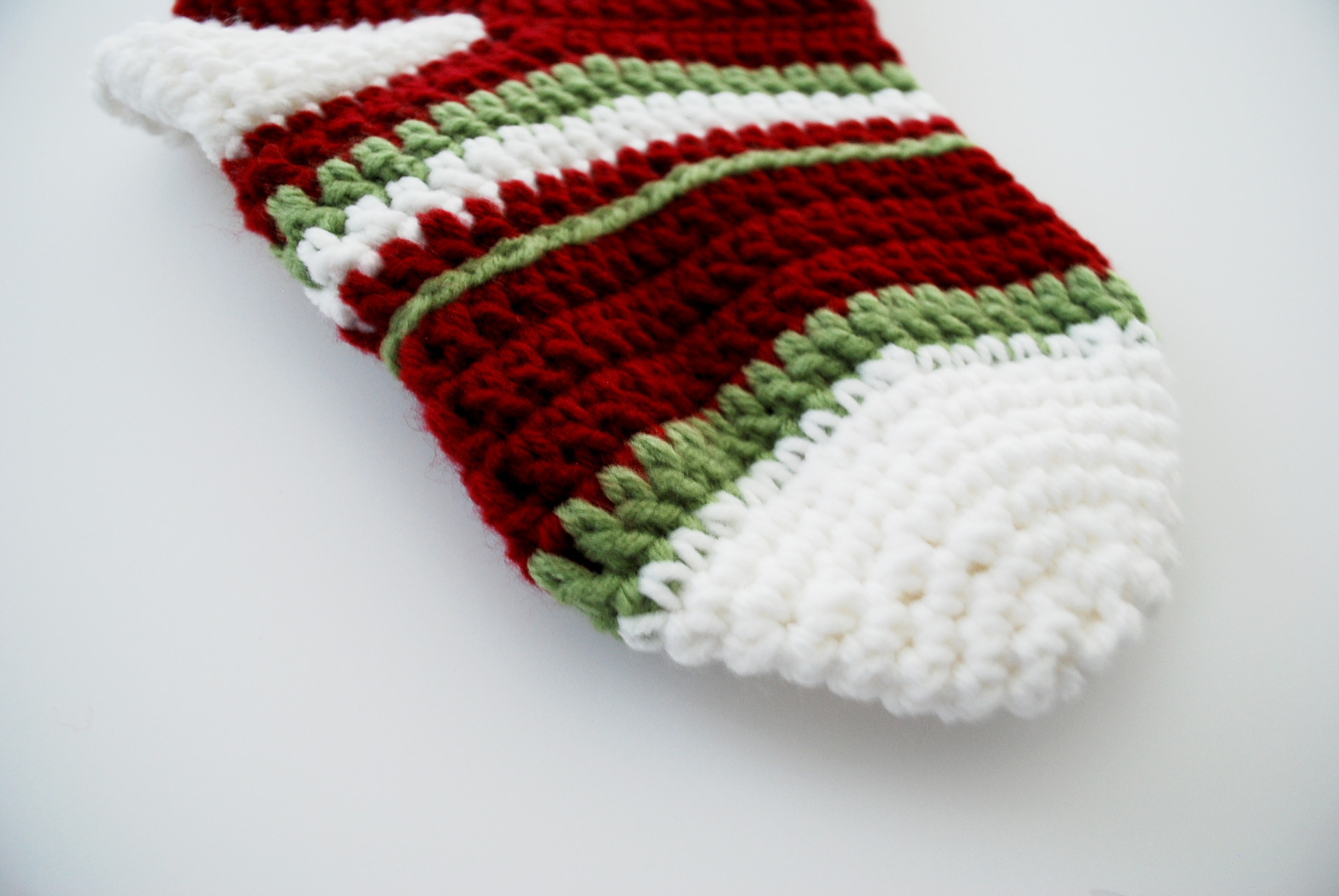 Crochet Christmas Stockings B hooked Crochet