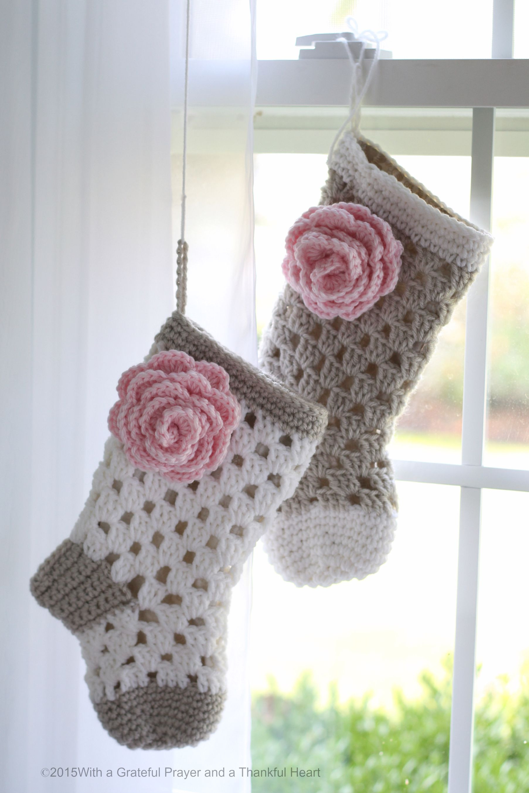 Crochet Stocking Fresh Lined Crochet Stocking for Chloe Grateful Prayer Of Unique 48 Models Crochet Stocking
