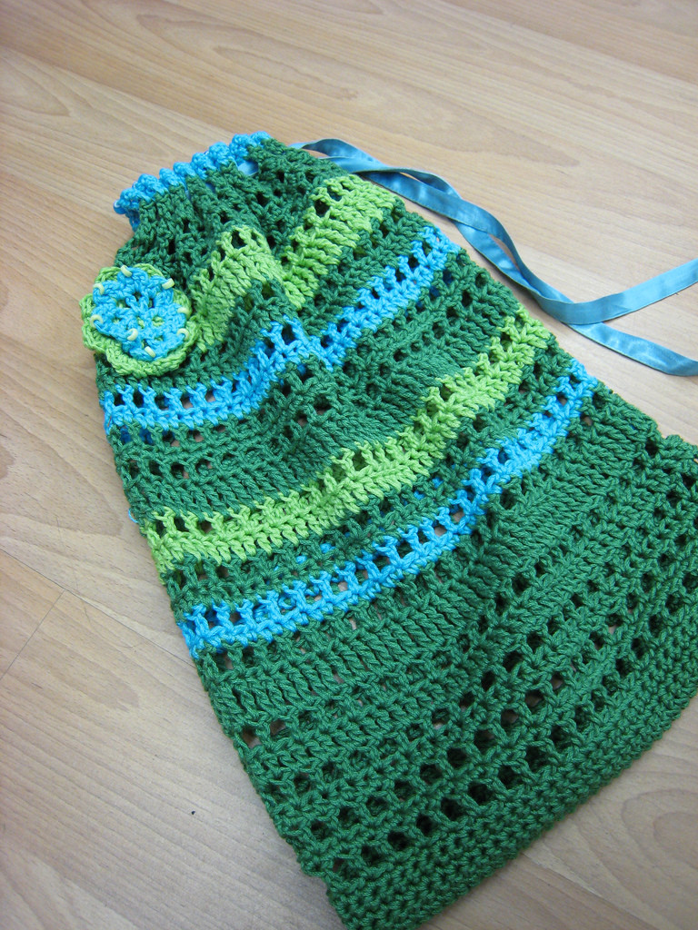 Crochet String Awesome Work Your Way Up String Bag Yarnberry Of New 43 Models Crochet String