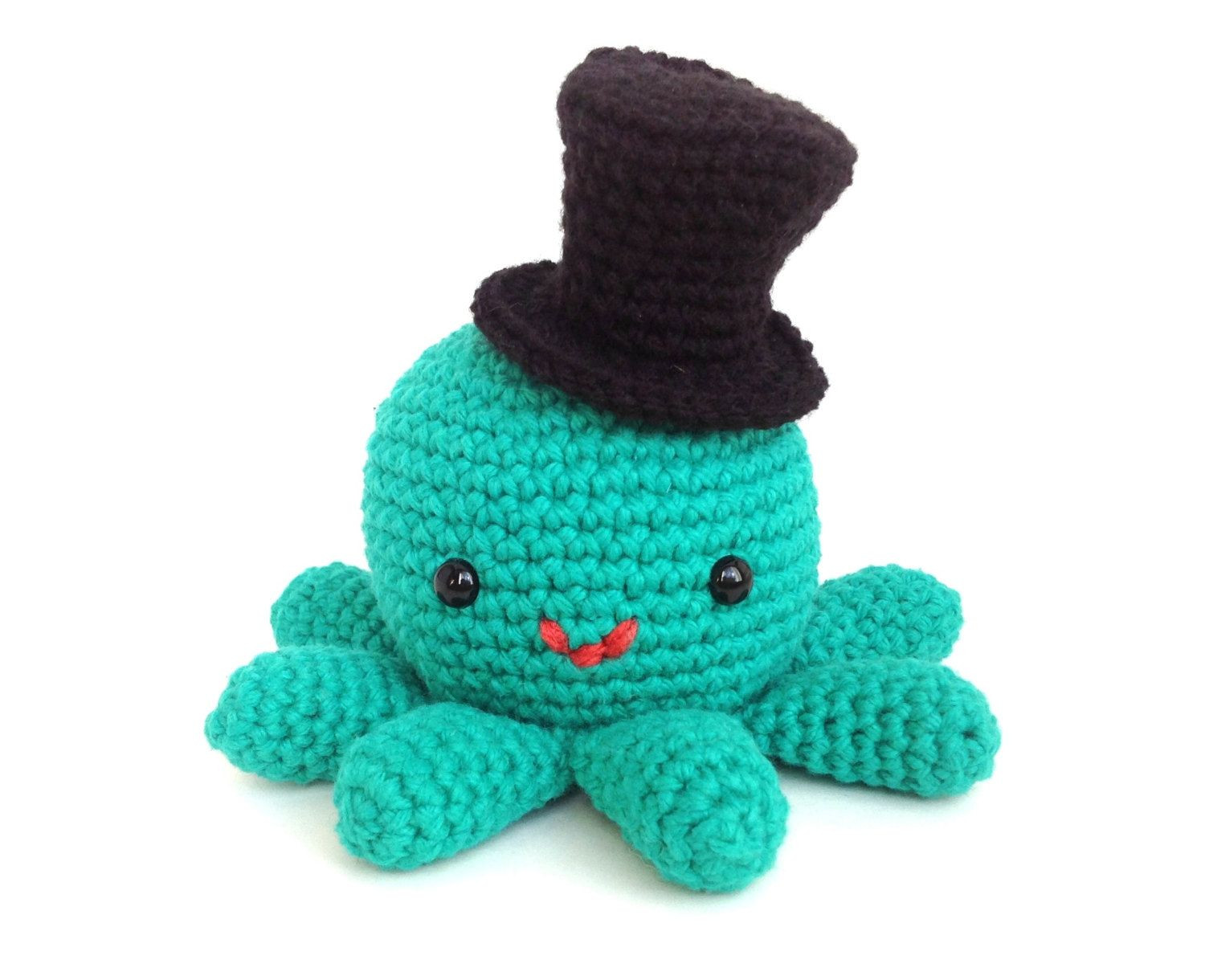 Crochet Stuffed Animals Awesome Hector the Octopus Has A Hat Cute Crochet Amigurumi Of Incredible 42 Images Crochet Stuffed Animals