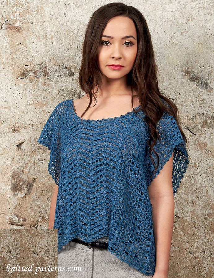 Crochet Summer top Pattern New Summer top Crochet Pattern Of Wonderful 48 Models Crochet Summer top Pattern