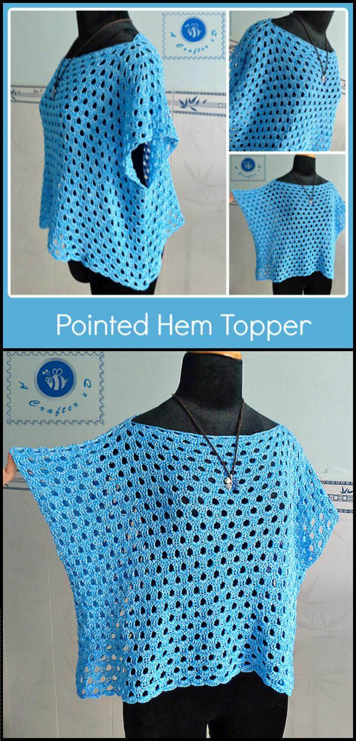 Crochet Summer tops Best Of 50 Quick & Easy Crochet Summer tops Free Patterns Of Contemporary 48 Images Crochet Summer tops