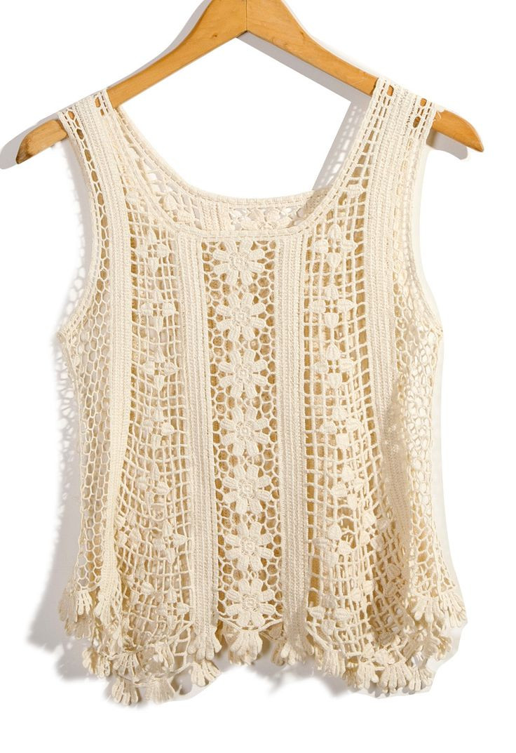 Crochet Summer tops New 322 Best Images About Crochet Summer tops On Pinterest Of Contemporary 48 Images Crochet Summer tops