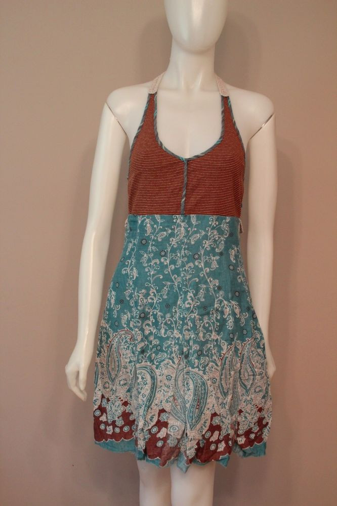 Crochet Sundress Awesome Free People Crochet Back Paisley Bandana Sundress Dress Of Gorgeous 43 Pictures Crochet Sundress