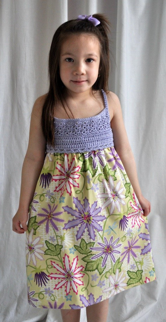 Crochet Sundress Beautiful Sale See Shop Banner for Details Girl S Floral Sundress Of Gorgeous 43 Pictures Crochet Sundress