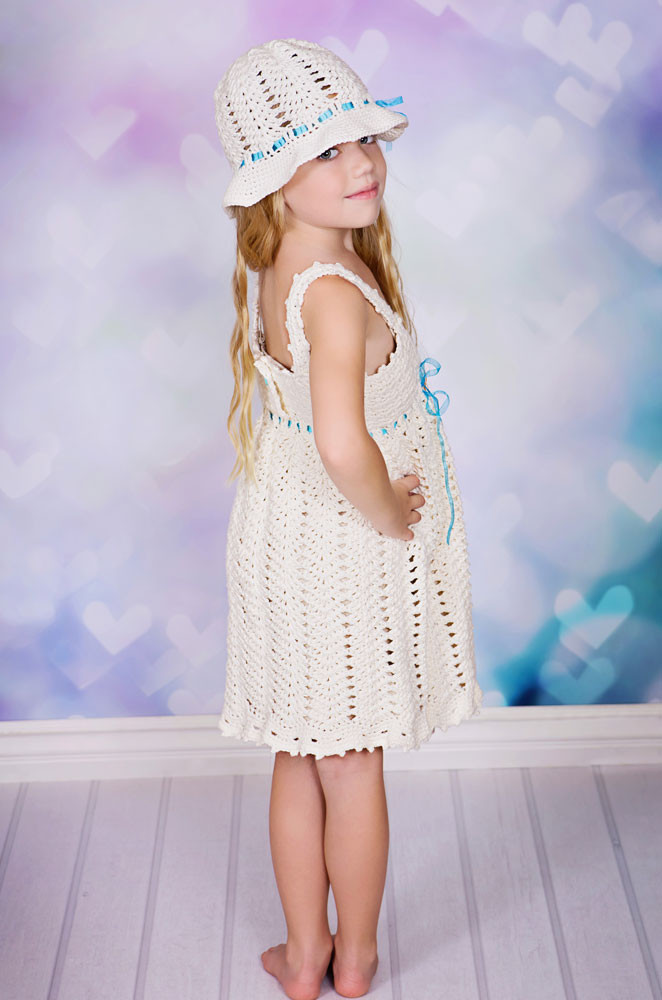 Crochet Sundress Elegant Wishes Sundress and Sunhat Crochet Pattern $6 99 Of Gorgeous 43 Pictures Crochet Sundress
