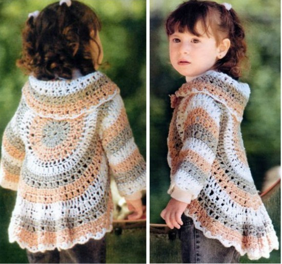 diy crochet cardigan sweater free patterns