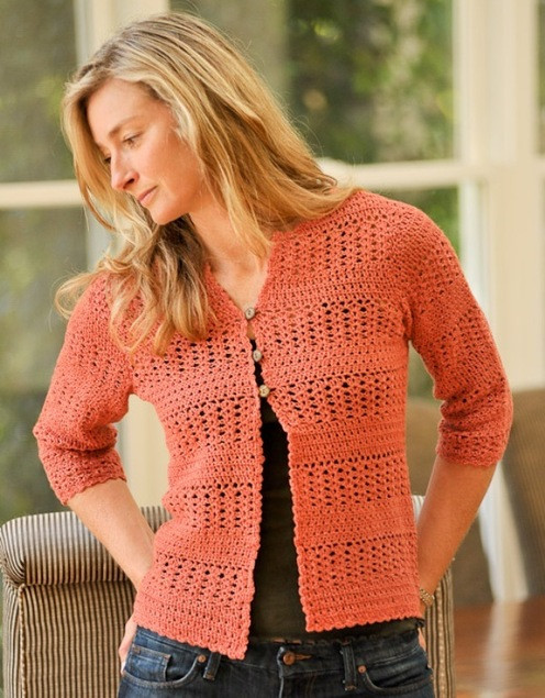 Crochet Sweater Patterns Lovely Hooking On Hump Day – Finished Cardigan Of Adorable 40 Ideas Crochet Sweater Patterns