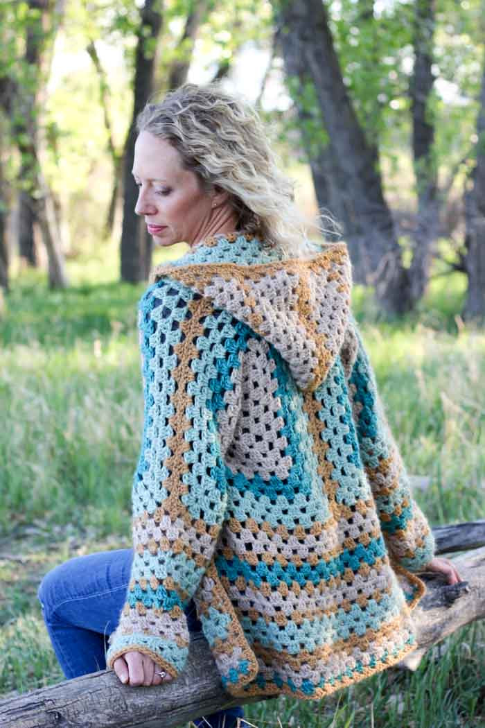 Crochet Sweaters Beautiful the Campfire Cardigan Free Crochet Hexagon Sweater Pattern Of Fresh 50 Images Crochet Sweaters