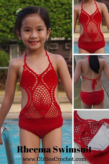 Crochet Swim Suit Best Of Rheema Swimsuit Of Marvelous 44 Models Crochet Swim Suit