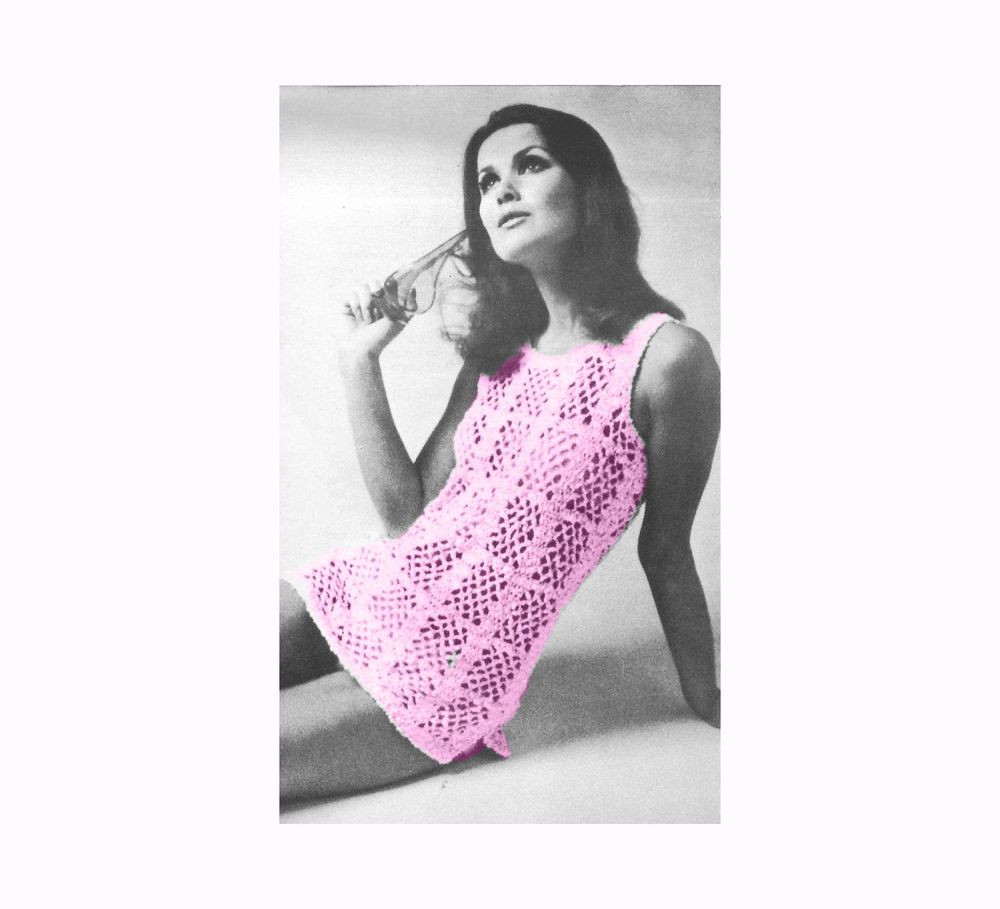 Crochet Swimsuit Cover Up Pattern Best Of Swimsuit Cover Up Sleeveless Tank top Vintage Crochet Of Perfect 49 Photos Crochet Swimsuit Cover Up Pattern