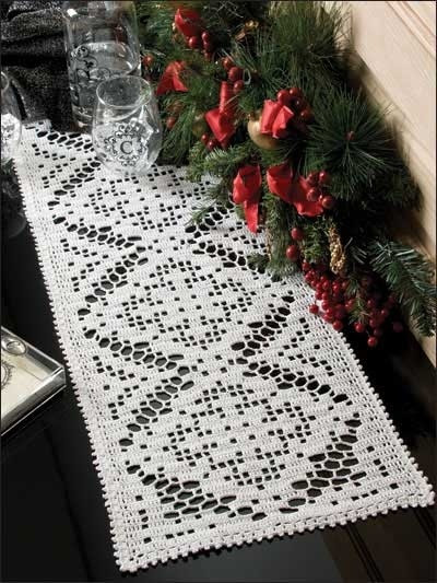 Crochet Table Runner Patterns Awesome 68 Best Images About Tablecloths Ochet Knit Of Amazing 45 Pics Crochet Table Runner Patterns