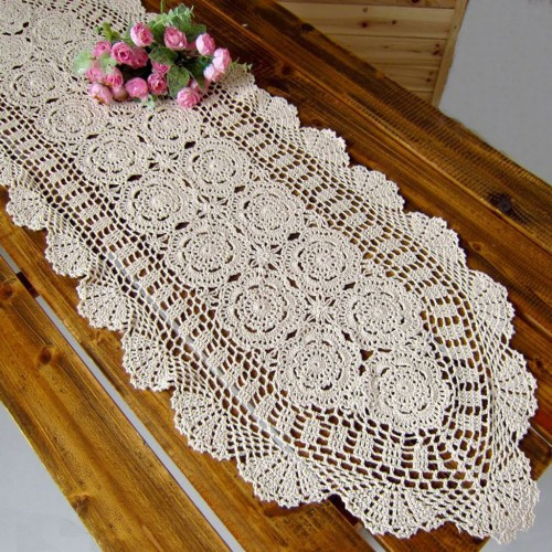 Crochet Table Runner Patterns Awesome Crochet Runner Of Amazing 45 Pics Crochet Table Runner Patterns