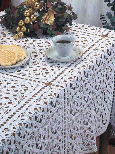Just for You 17 Crochet Table Runner Patterns for