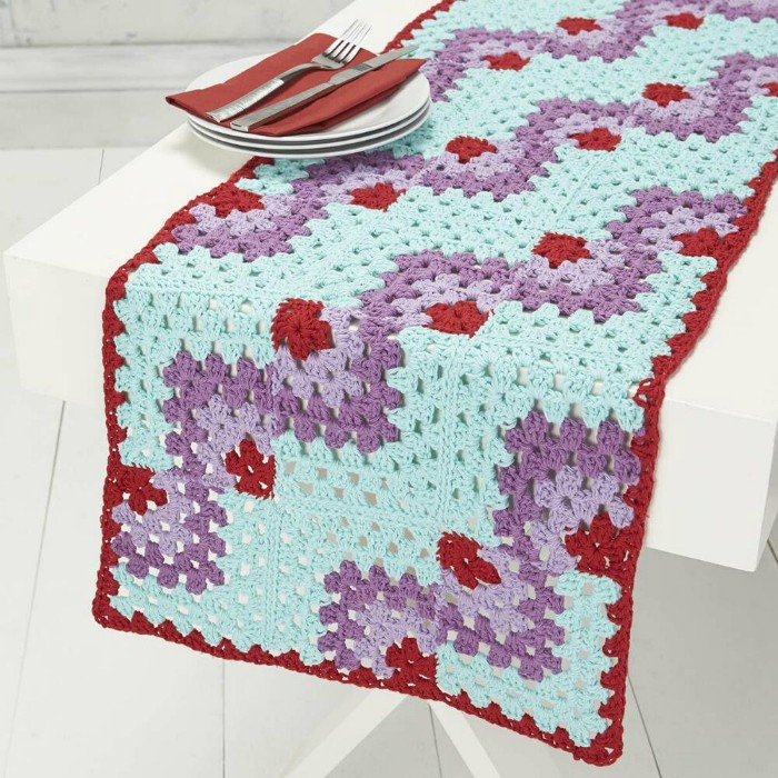 Crochet Table Runner Patterns Lovely Gorgeous Crochet Table Runner Free Patterns • Diy Home Decor Of Amazing 45 Pics Crochet Table Runner Patterns