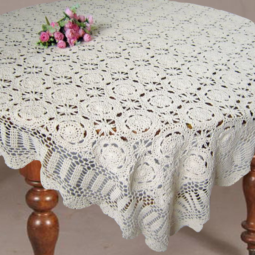Crochet Tablecloth Best Of Crochet Tablecloth Creatys for Of Perfect 43 Images Crochet Tablecloth