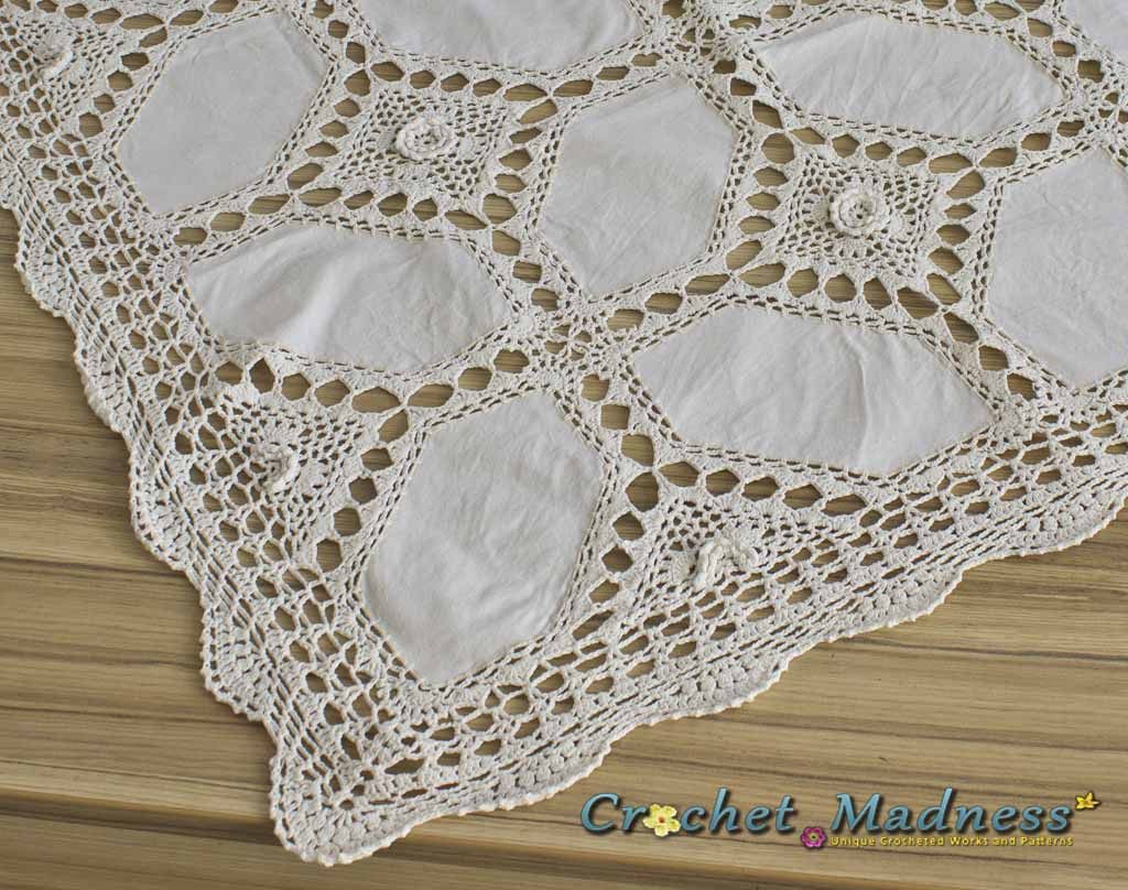 Crochet Tablecloth Best Of My Crochet Tablecloths Of Perfect 43 Images Crochet Tablecloth