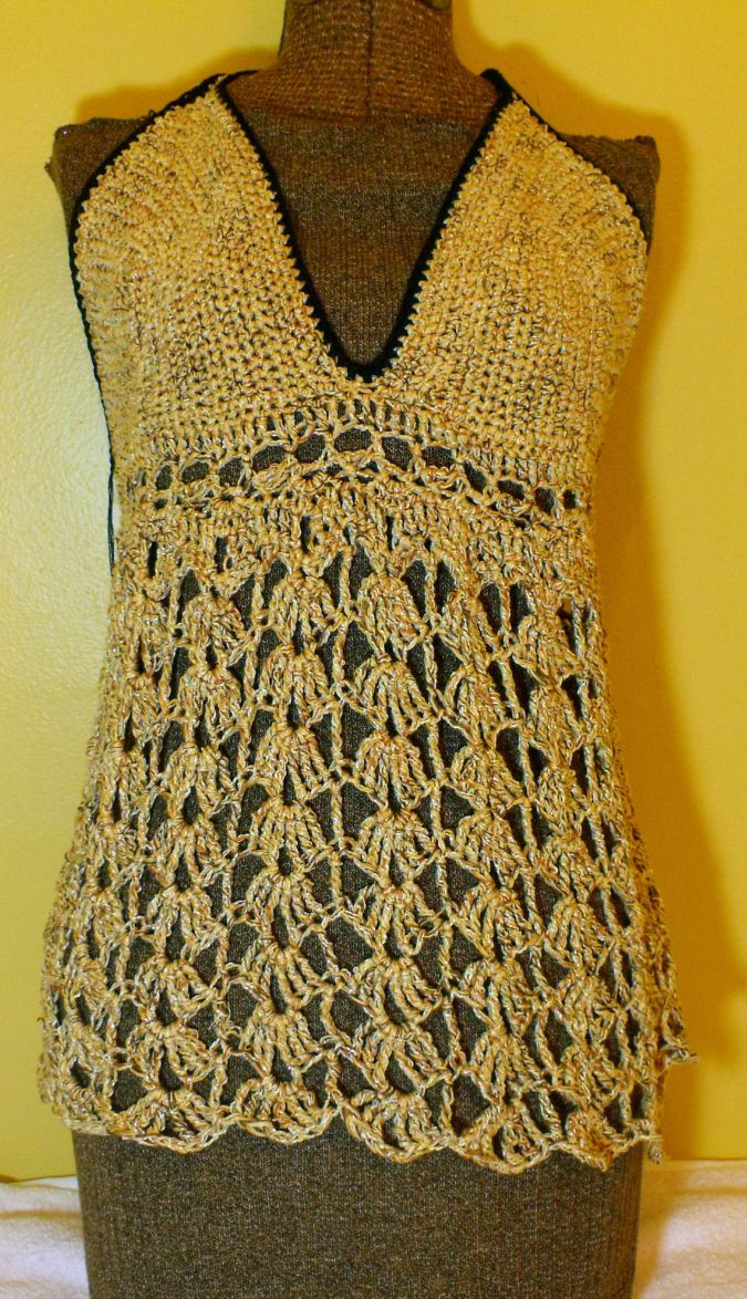 Crochet Tank top Awesome Crochet Tank top Of Amazing 43 Pictures Crochet Tank top