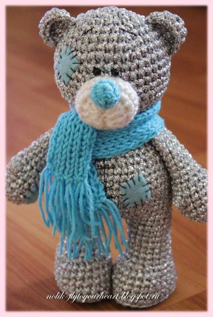 Crochet Teddy Bear Pattern Lovely so Adorable with Those Patches & Blue Nose Inspiration Of Fresh 50 Photos Crochet Teddy Bear Pattern