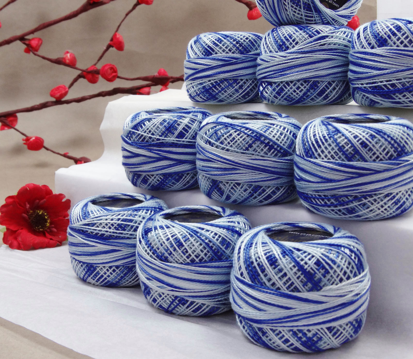Crochet Thread Best Of Anchor Crochet Cotton Variegated Yarn Embroidery Knitting Of Innovative 49 Images Crochet Thread