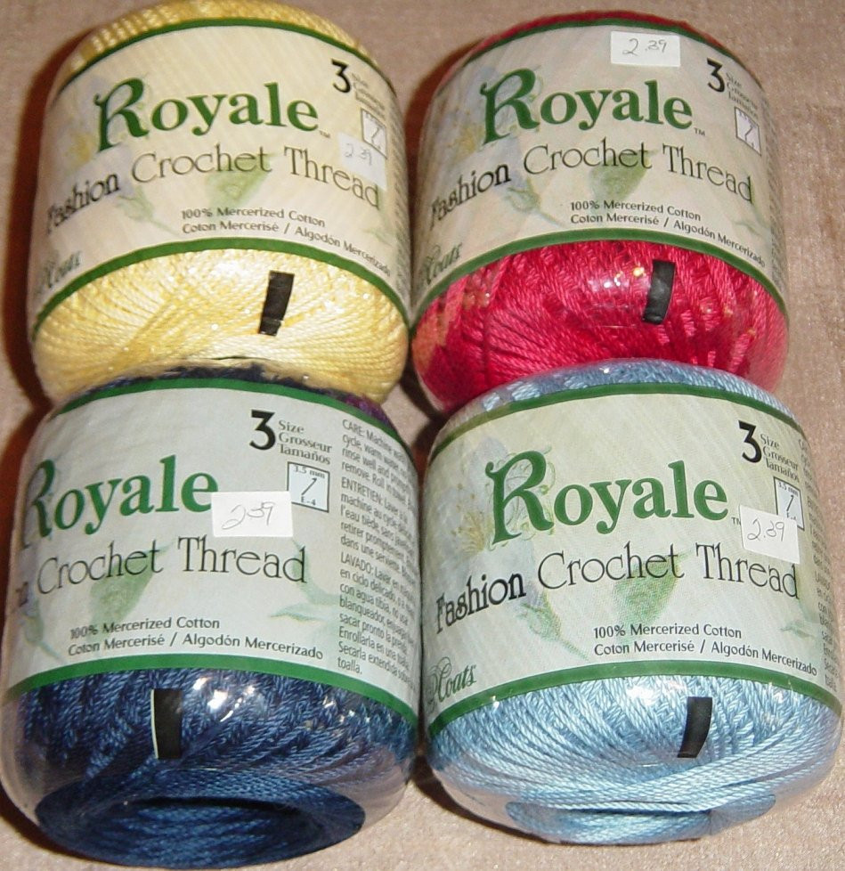 Crochet Thread Best Of Royale Fashion Crochet Cotton Thread Size 3 Red by Yacketusa Of Innovative 49 Images Crochet Thread