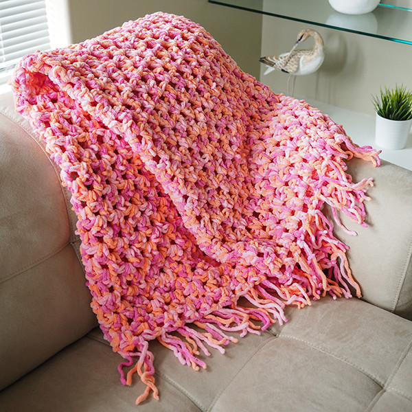 Crochet Thread Patterns Awesome Quick N Cozy Crochet Afghan Of Superb 47 Pics Crochet Thread Patterns