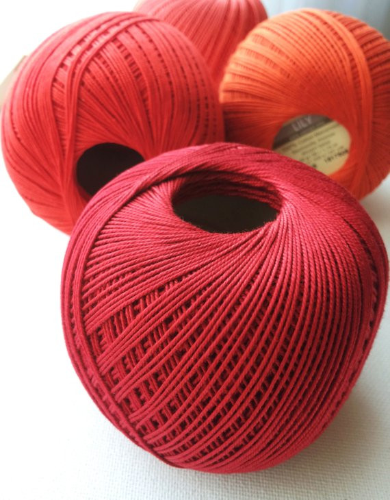 Crochet Thread Size 10 Elegant 4 X Crochet Cotton Yarn 10 Size 10 Thread 3 Ply Cotton Of Innovative 40 Pics Crochet Thread Size 10