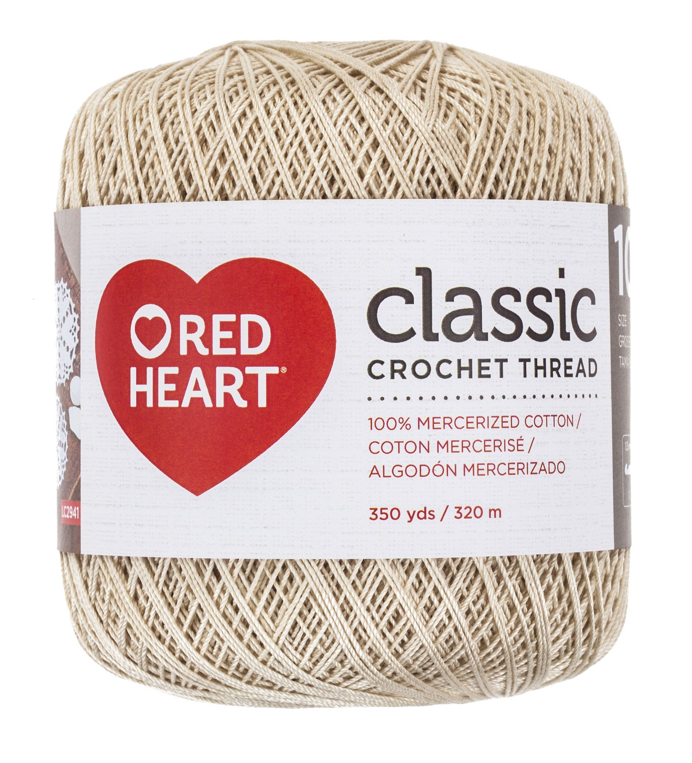 Crochet Thread Size 10 Inspirational Red Heart Classic Crochet Thread Size 10 Natural Of Innovative 40 Pics Crochet Thread Size 10
