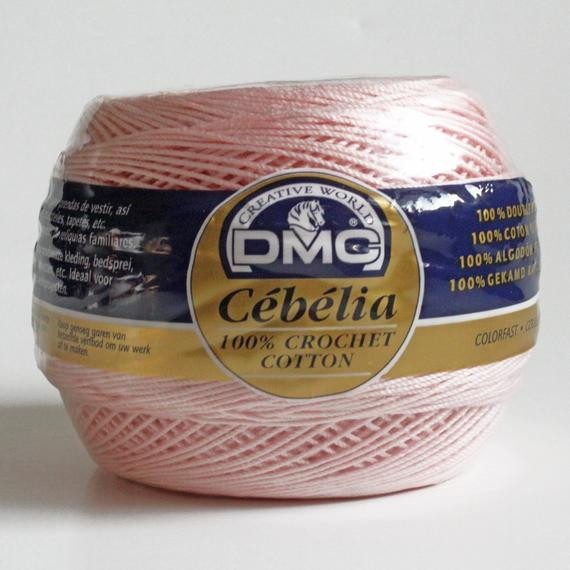 Size 10 Crochet Thread DMC Cebelia Crochet Cotton Colorfast